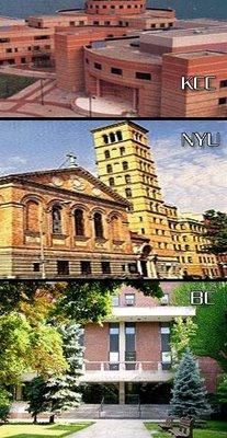 The Universities
