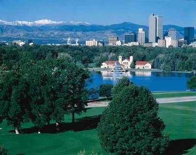 Beautiful Denver Colorado