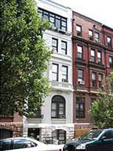 Chazz and Raymonds shared 85 Street apartment