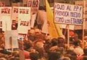 mucho cerdo de dos patas en Madrid