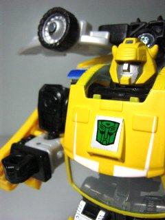 TF Classics Bumblebee!