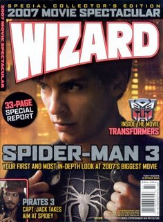 Wizard's 2007 Special Issue.
