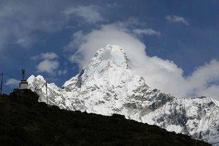 Ama Dablam, Nepal - my next target