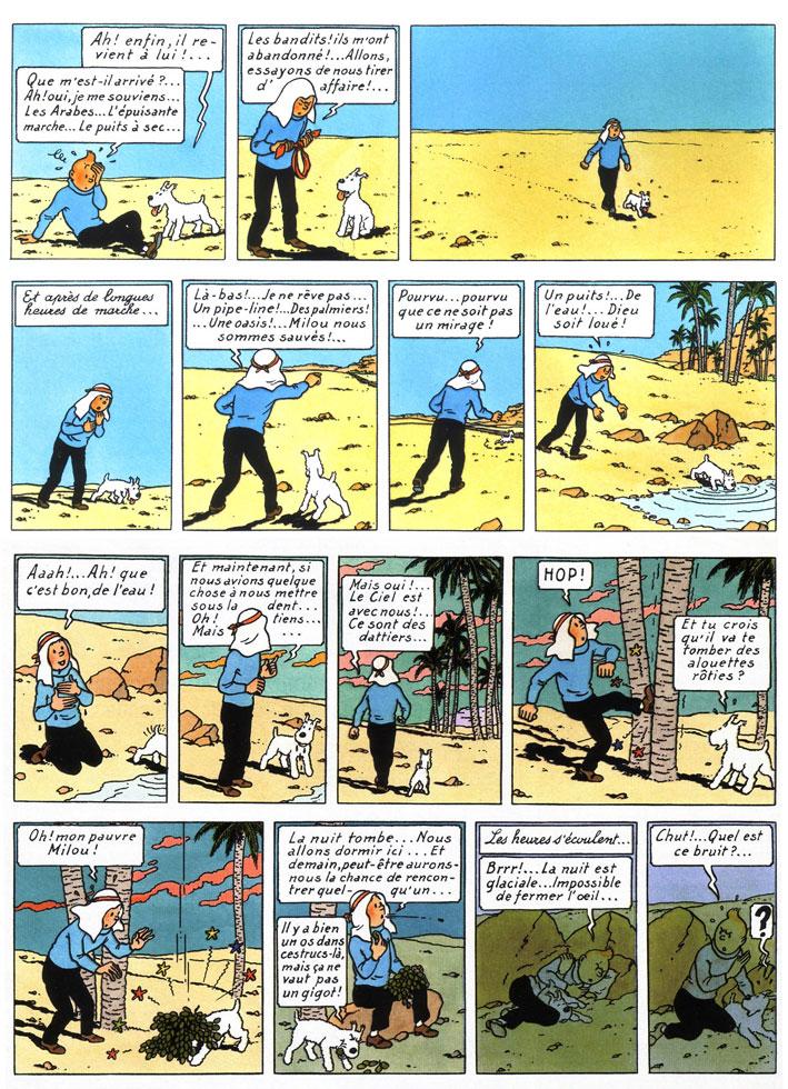 Tintin Comics French BRIAN SIBLEY : his blo...