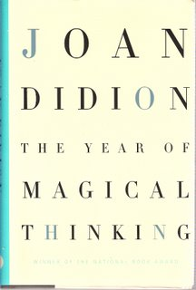 The Year of Magical Thinking bookcover; Alfred A. Knopf