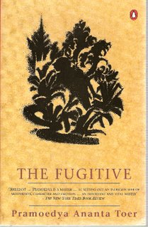 The Fugitive bookcover; Penguin