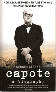 Capote: A Biography bookcover; Abacus