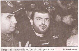 Photo of Yasin Hayal