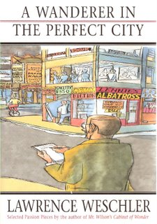 A Wanderer in the Perfect City bookcover; Hungry Mind Press