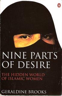 Nine Parts of Desire bookcover; Penguin