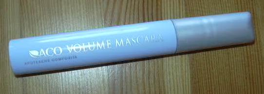 aco volume mascara