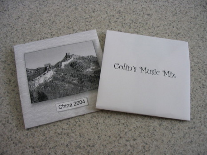 make your own cd case
