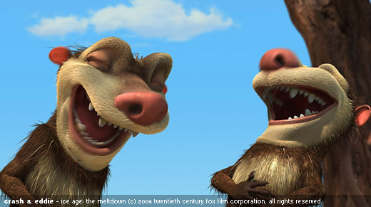 Image Gallery ice age opossum