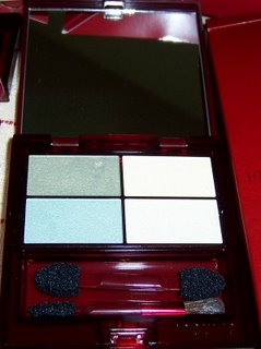 Inoui ID eyeshadow quad #35 and case