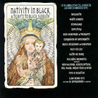 MP3's – 'Nativity in Black Vol 1- A Tribute to Black Sabbath'