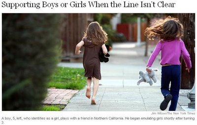 Supporting Boys or Girls When the Line Isn't Clear