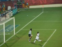 A narrow miss for the Qataris