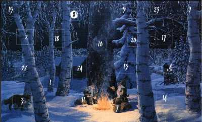 Seniorhusets Julkalender 2006