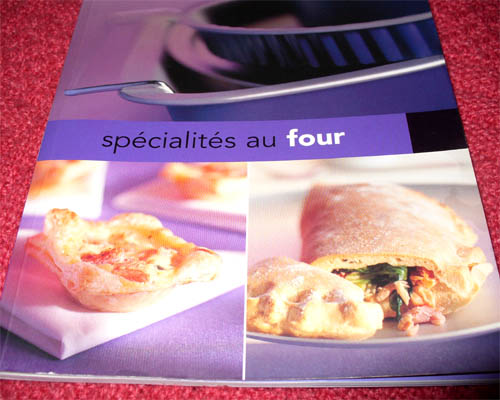ma cuisine estudiantine test et approuv le crostini gratin aux noisettes. Black Bedroom Furniture Sets. Home Design Ideas