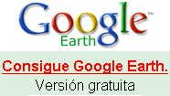 Observa la tierra con Google Earth