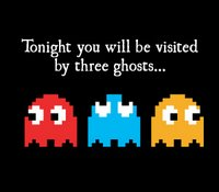 3 ghosts