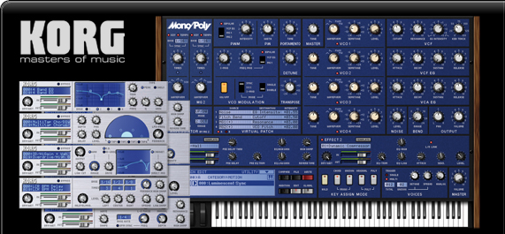 keygen korg legacy collection mac