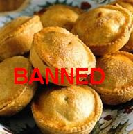 The Dangers of Mince Pies