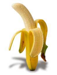 Nanny's Inactive Banana