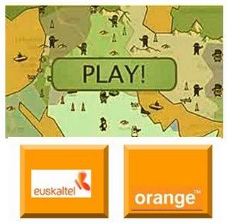 parte de guerra euskaltel orange