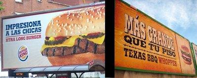 burger king benetton