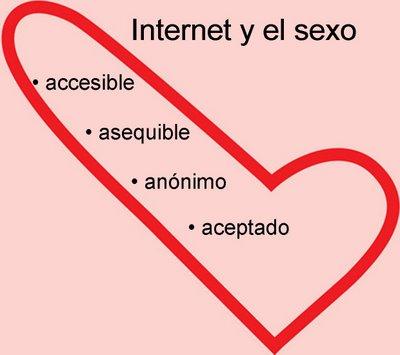 internet y el sexo