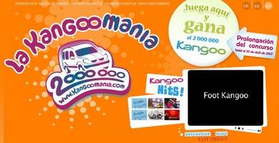 Kangoo mania
