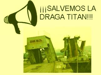 draga titan