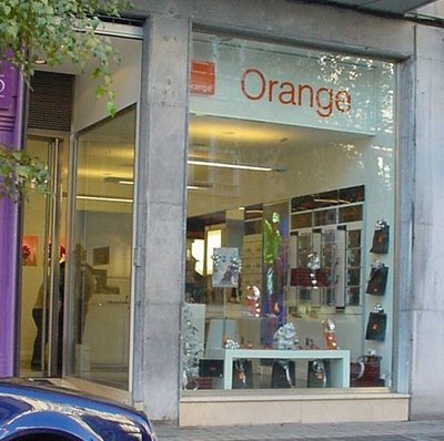orange bilbao