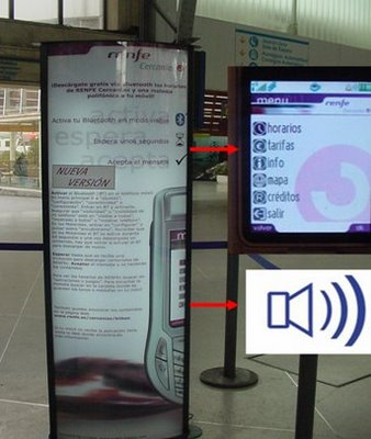 Bluetooth renfe