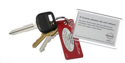 llaves perdidas publicidad