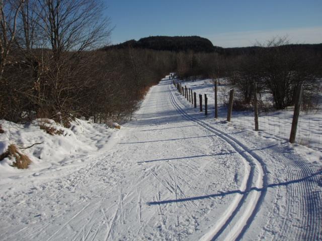 Ski glisse mars 2003 - Montagne coupee ski de fond ...
