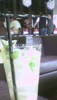 Mojito at Plate, Holidy Inn, Wellington
