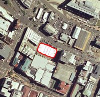 Possible alternative location for ice rink - Wakefield St