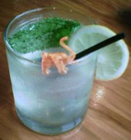 Mojito with Elephant! Harem, Manners Mall
