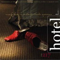 Fringe '07 - soundtrack CD for 'Hotel'