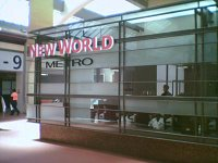 New World Metro at the Wellington railway station