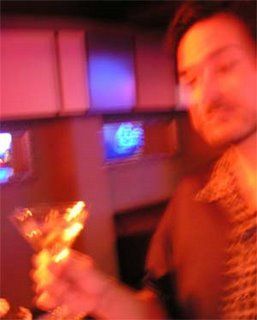 A blurry Martini-fiend: thanks Hadyn!