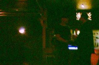 Mystery bar #53 - patrons