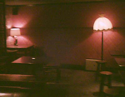 Mystery bar #52 - tables and lamps