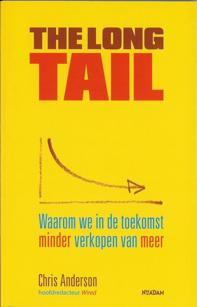 the long tail book review essay Why is the future of business to sell less of more check out my review of the book the long tail by chris anderson, and let's discuss what effects this.