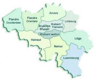 La Belgique, avec ou sans coupée en deux ?