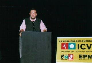 Acte memòria històrica. Febrer de 2004