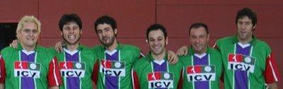 Equip futbol sala Marató TV3