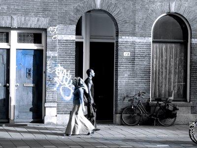 pas de deux; ©Dreaming in Neon 2007